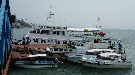 Siam Dive n Sail: Vilai Samut