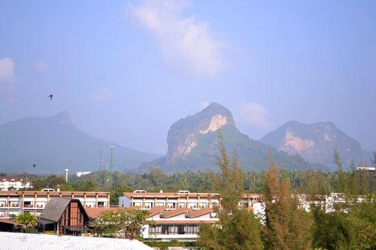 The Royal Nakara: View from top floor