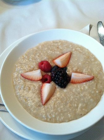 The US Grant: oatmeal at the grant grill