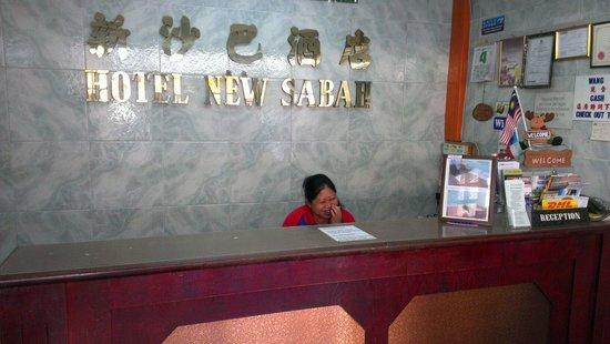 New Sabah Hotel
