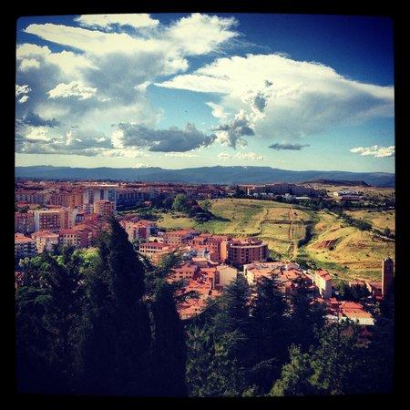 Parador de Soria : View from our room