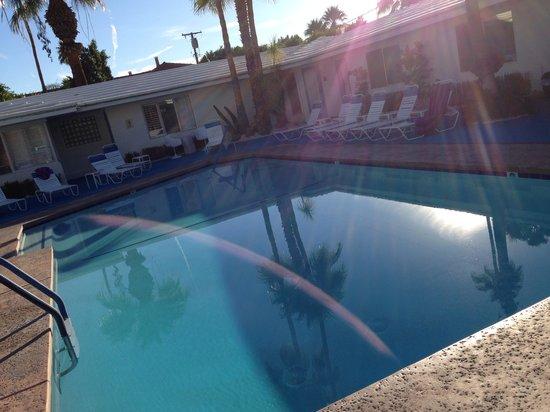 Palm Springs Rendezvous: Pool