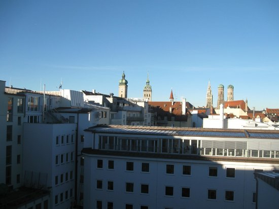 Hotel Torbraeu: a room with a view