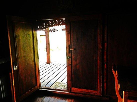Yabbiekayu Homestay Bungalows: View from the bungalow