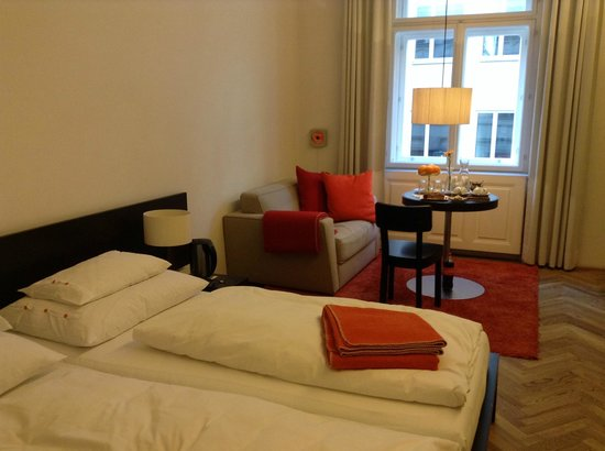 Hollmann Beletage : our room