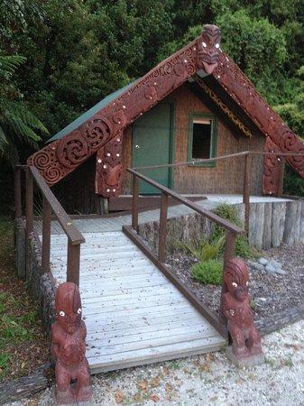 Village maori de Tamaki : Village life
