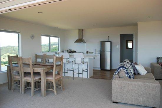 Mercury Villas: 3 Bedroom Villa Living Area