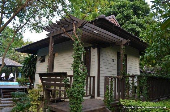 River Kwai Bridge Resort : Cottage