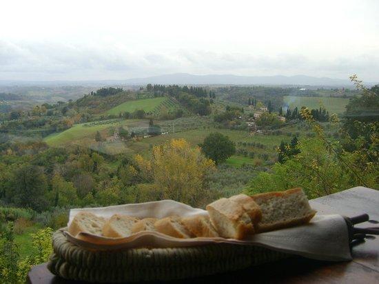 Almoço romântico na Toscana! - Picture of Bel Soggiorno, San ...