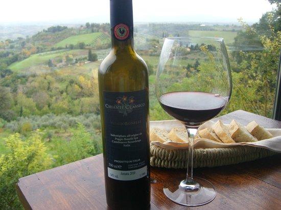 Almoço romântico na Toscana! - Picture of Bel Soggiorno ...
