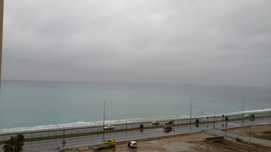 Crowne Plaza Hotel Antalya : View from room