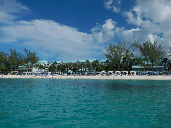 The Westin Grand Cayman Seven Mile Beach Resort & Spa : hoetl