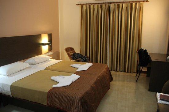 The PentaCon Resort: Zimmer
