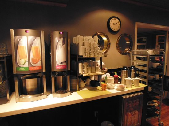 Clarion Collection Hotel With: Hot drinks available for 24-hours