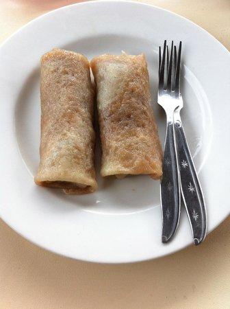 Kubuku Ecolodge and Resto : Afternoon snack