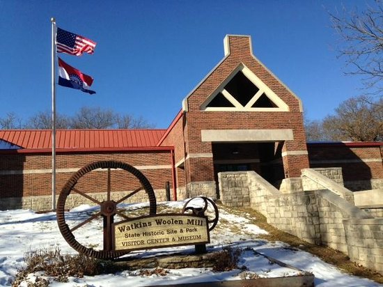 Watkins Mill State Park: Watkins Mill Museum