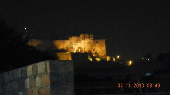 Heritage Kuchaman: fort view
