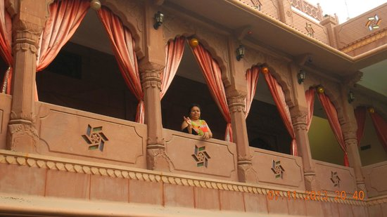 Heritage Kuchaman: in the hotel