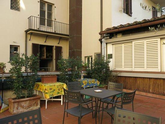 Hotel Balcony: Balcony