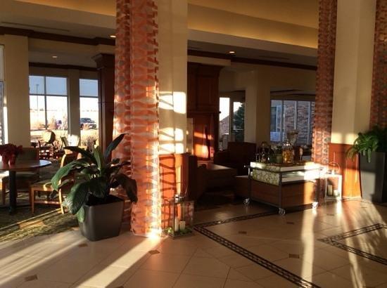Garden Sleep System Picture of Hilton Garden Inn Colorado