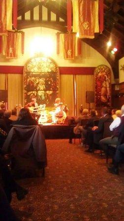 Glen Eyrie Castle: Christmas Concert