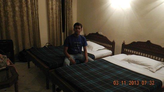 Hotel Harasar Haveli: room