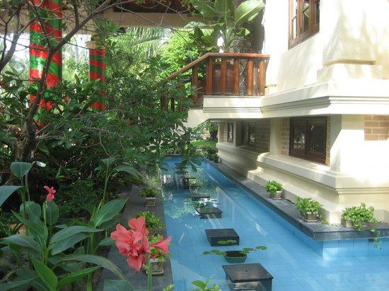 Sunny Beach Resort: Территория отеля