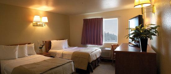 FairBridge Inn & Suites Kellogg : 2 Queen  Beds