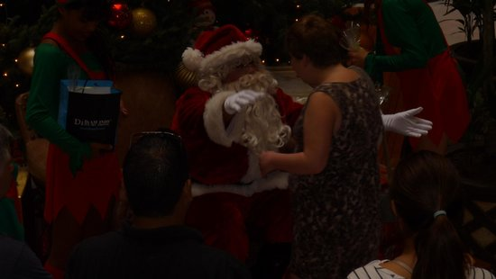 Villa del Palmar Beach Resort & Spa Los Cabos : SANTA EVEN!!!