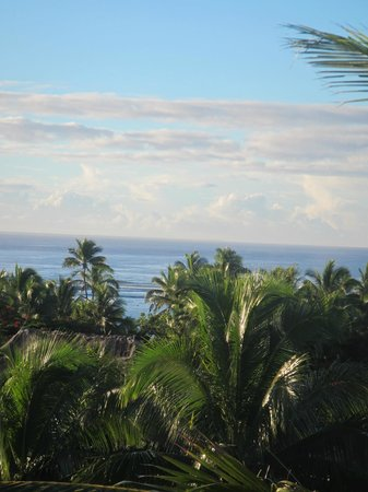 Outrigger Fiji Beach Resort: An ocean view