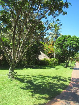 Outrigger Fiji Beach Resort: Everything you need a short walk away