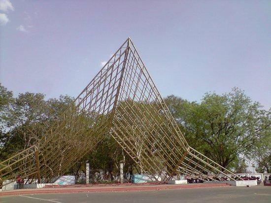 Gandhinagar, Indien: Entry