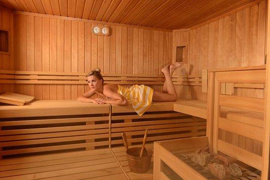 Piccolo Hotel: Sauna