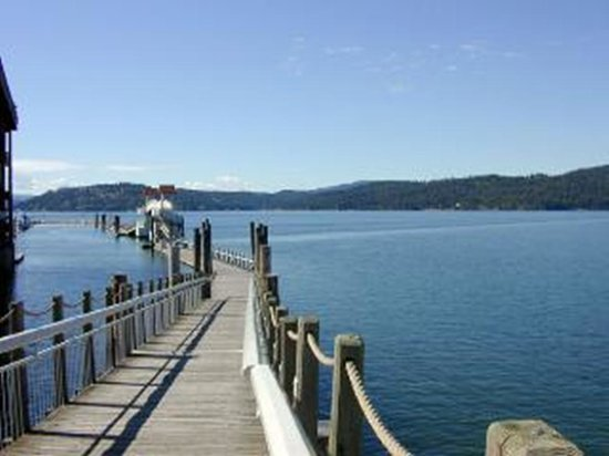 FairBridge Inn - Coeur d'Alene: Coeur d'Alene Lake