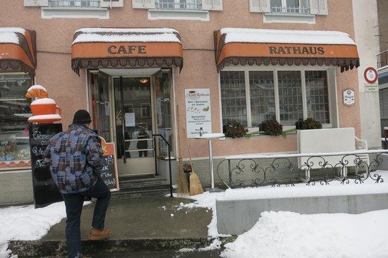 Baeckerei Cafe Rathaus