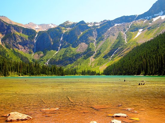 FairBridge Inn & Suites And Outlaw Convention Center: Avalanche Lake