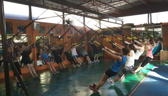 Phuket Cleanse: TRX at Phuket Raw Fit