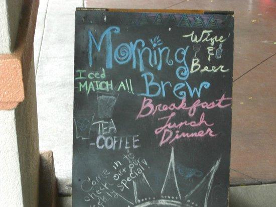 Morning Brew: 立てカン、LIVEもあるらしい