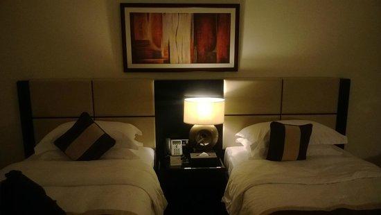 Cristal Hotel Abu Dhabi : Beds