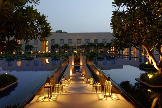 Trident, Gurgaon: Accès piscine et chambres