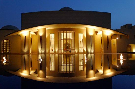 Trident, Gurgaon: Entrée majestueuse