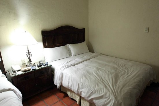 Promisedland Resort & Lagoon : Two double bed in the room