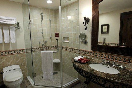 Promisedland Resort & Lagoon : Shower