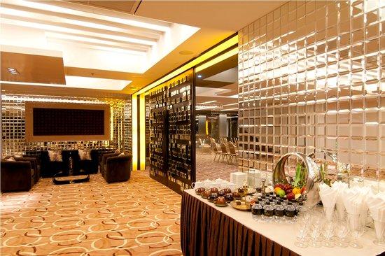 Rashmi's Plaza Hotel: Meeting Room
