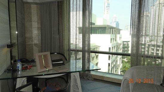 Siam Kempinski Hotel Bangkok : window