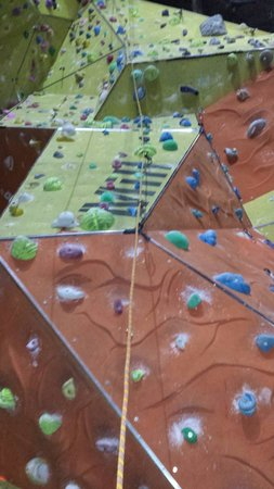 Rock and Rapid Adventures: Topping out!
