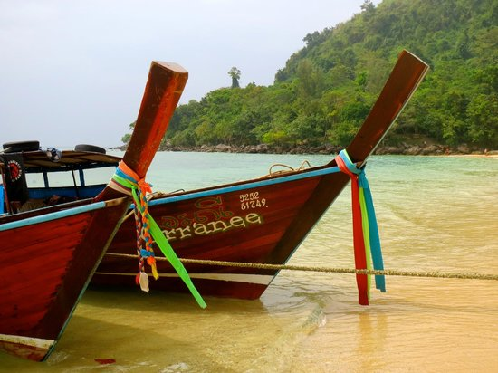 Sun Island Tours : Longtails