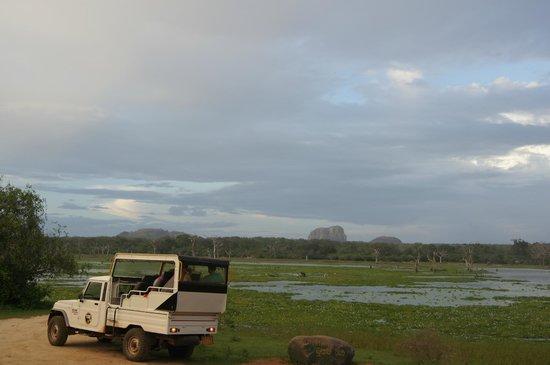 Yala National Park: Mode of travel