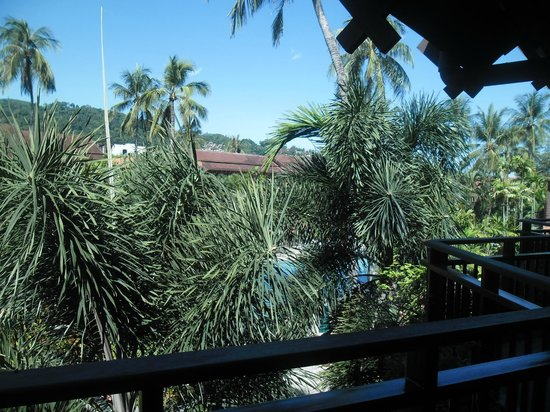 Patong Merlin Hotel : view from room