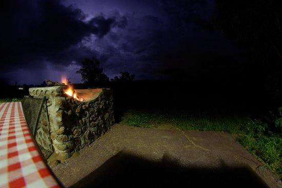 Senyati Safari Camp: Campsite 17